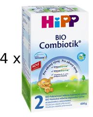 HiPP 2 BIO Combiotic - 4x600g