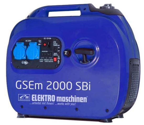 REM POWER bencinski agregat GSEm 2000 SBI- inverter