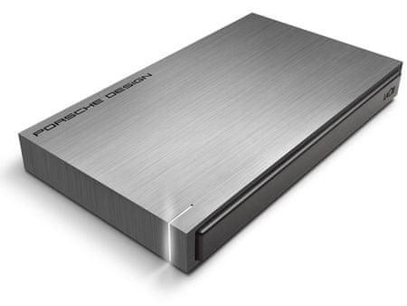 LaCie trdi disk 500 GB Porche Design P'9220 USB 3.0
