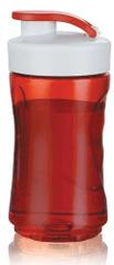 Princess steklenička za Smoothie maker 218000, rdeča, 0,3 l