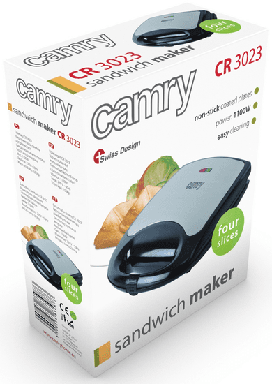 Camry toaster CR 3023