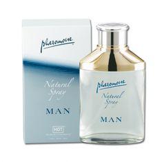 Parfém s feromony - Man pheromon natural spray