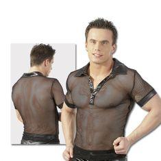 Pánské tričko s límečkem - Herren Shirt (L)