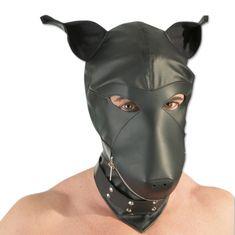 Maska - Psí hlava