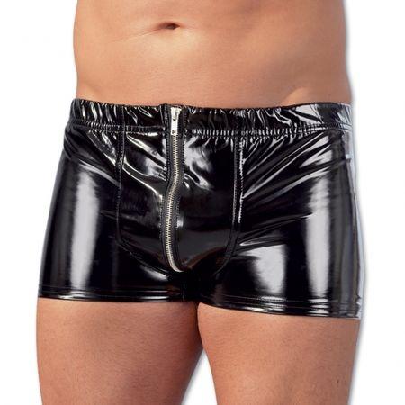 Pánské lakované šortky -  Lack Herren (M)