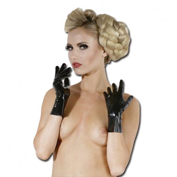 Krátké latexové rukavice (XL)