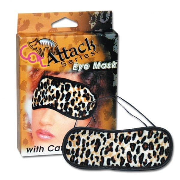 Maska na oči - Attack series eye mask