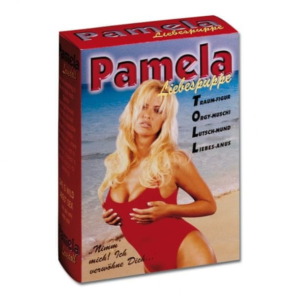Nafukovací panna - Pamela