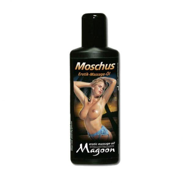 Masážní olej - Magoon Moschus (100ml)
