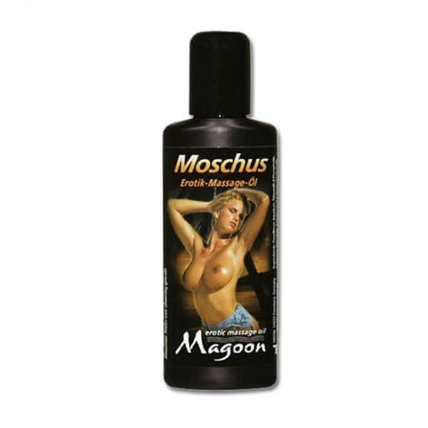 Masážní olej - Magoon Moschus (50ml)