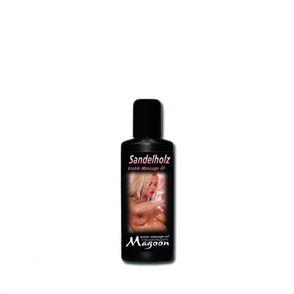 Masážní olej - Santalové dřevo (50ml)
