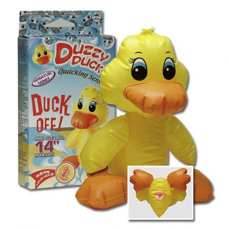 Nafukovacia kačička - Duzzy Duck