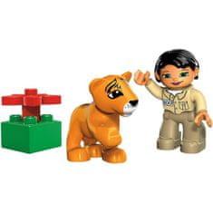 LEGO Duplo Opiekun Zwierząt Zoo 5632