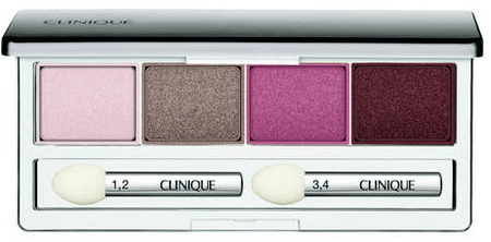 Clinique cienie do powiek Quad - Pink Chocolates - 4,8 g