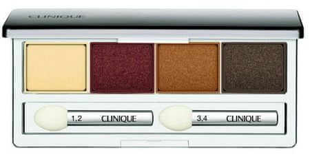 Clinique Cienie do powiek Quad - Morning Java - 4,8 g