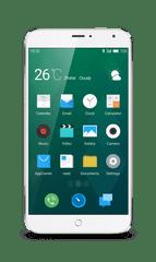 Meizu MX4, 32GB, stříbrný