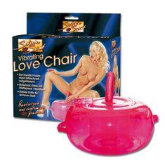 Relaxačné skákadlo - Vibrating Love chair