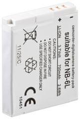 Connect Baterija za Canon NB-6L