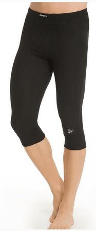 Craft spodnie termoaktywne Be Active Extreme Knicker, S, black