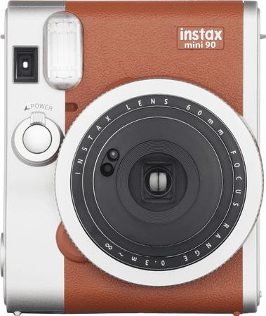FujiFilm Instax mini 90 Brown - rozbaleno