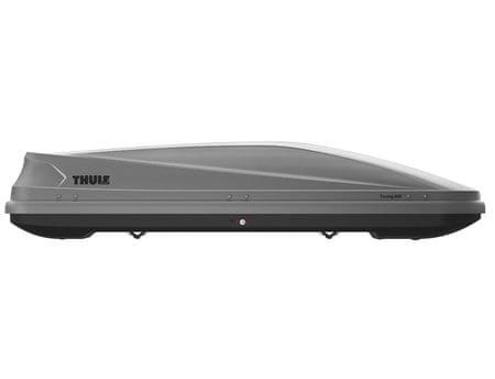 Thule strešni kovček Touring Sport 600, siv