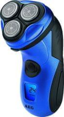 AEG golarka głowicowa HR 5655, niebieska