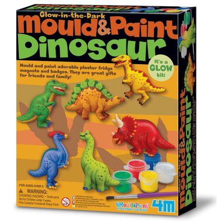 4M magnetki v obliki dinozavrov