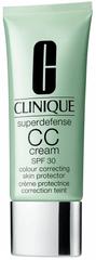 Clinique krem do twarzy Super Defense CC - Light/ Medium - 40 ml