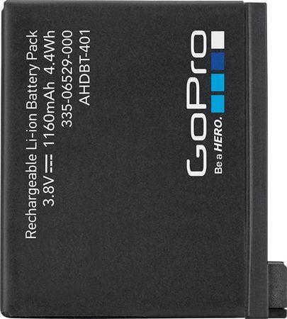GoPro HERO4 Li-ion akkumulátor (AHDBT-401)
