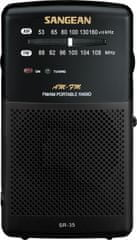 Sangean radio kieszonkowe SR-35