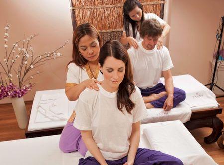 Poukaz Allegria - thajská masáž pro dva Praha