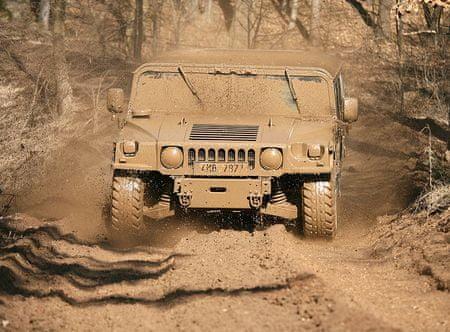 Poukaz Allegria - jízda vozem Hummer H1