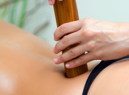 Poukaz Allegria - masáž bambusovými tyčemi