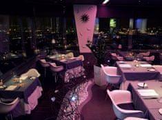 Poukaz Allegria - exklusivní večeře v Žižkovské věži pro dva
