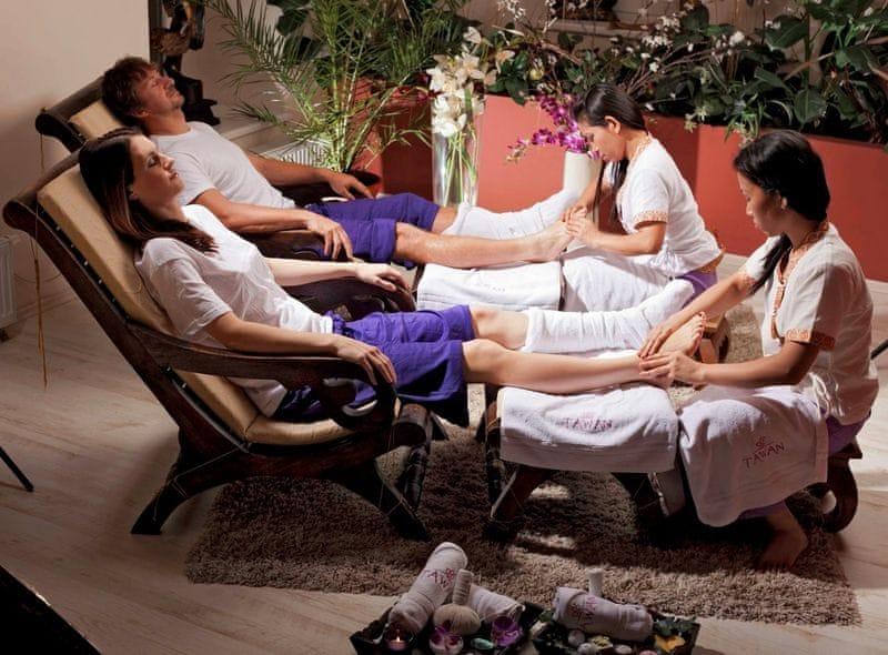 Poukaz Allegria - relaxační masáž nohou Špindlerův Mlýn