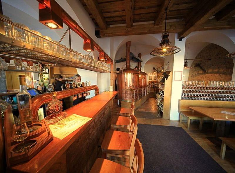 Poukaz Allegria - víkend v pivovaru Černý orel Kroměříž