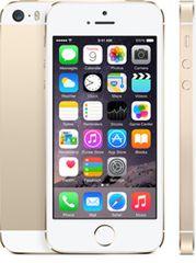 Apple iPhone 5S, 64 GB, US, Zlatý