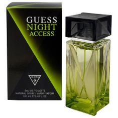 Guess Guess Night Access For Men - toaletní voda s rozprašovačem