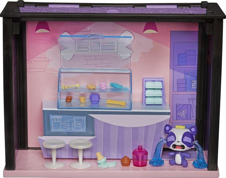 Littlest Pet Shop Zvířátko s domečkem Bar