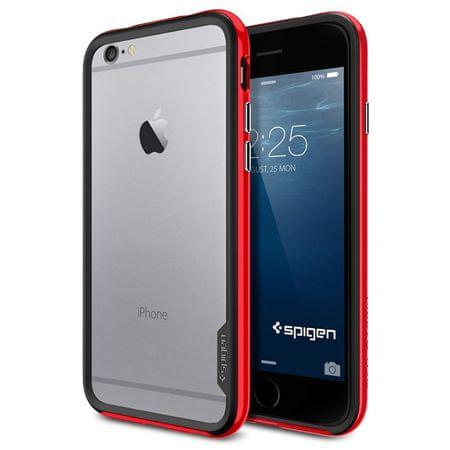 Spigen etui Neo Hybrid EX, iPhone 6 Plus, czerwony