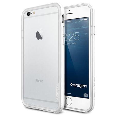 Spigen etui Neo Hybrid EX, iPhone 6 Plus, biały