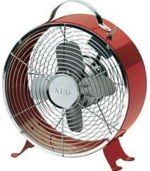 AEG wentylator VL 5617, czerwony