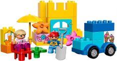 LEGO® DUPLO Škatla za ustvarjalno sestavljanje