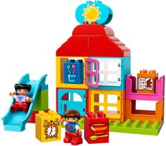LEGO® Duplo 10616 Moja prva hišica za igro