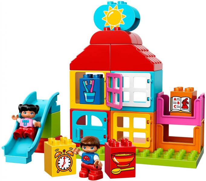 LEGO® DUPLO 10616 Můj první domeček na hraní