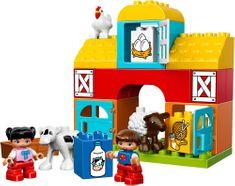 LEGO® Duplo 10617 Moja prva kmetija