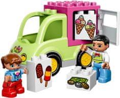 LEGO DUPLO 10586 Samochód lodziarnia