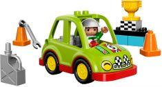 LEGO DUPLO 10589 Wyścigi samochodowe