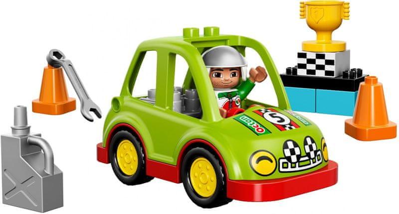 LEGO® DUPLO 10589 Závodní auto