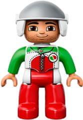 LEGO® DUPLO 10589 Auto za reli